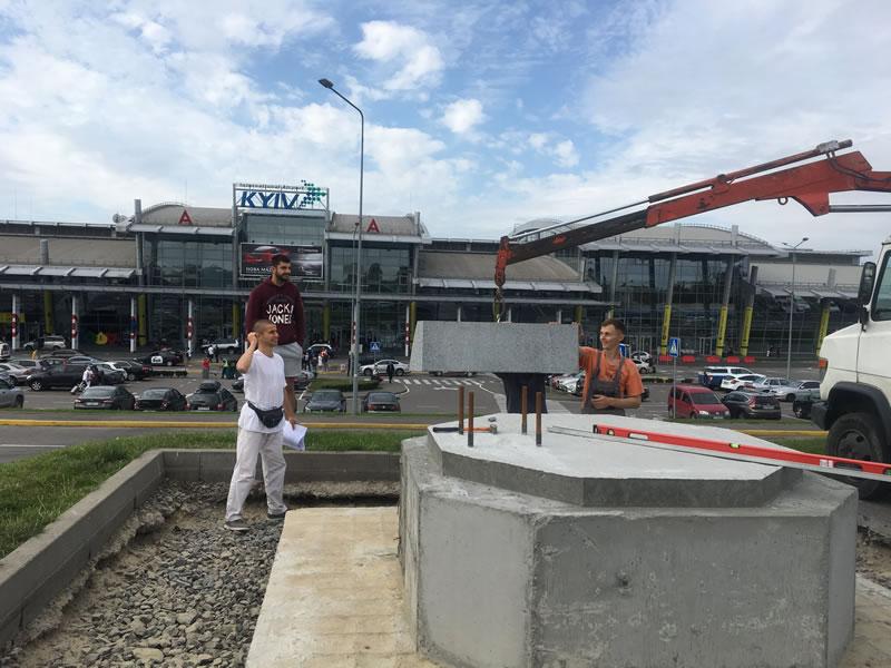 Памятник Сикорскому скоро будет стоять