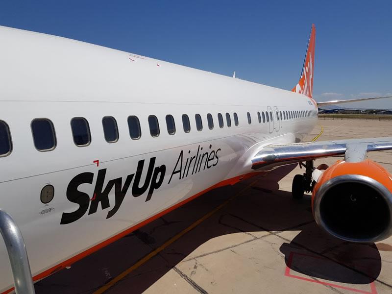 Украинские авиакомпании за семь месяцев перевезли 7,652 миллиона пассажиров
