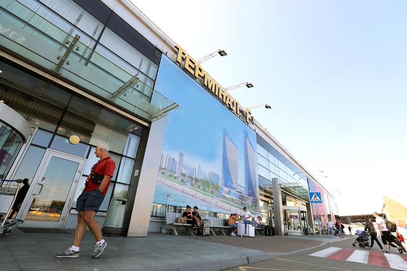 Терминал F «Борисполя» обслужил миллион