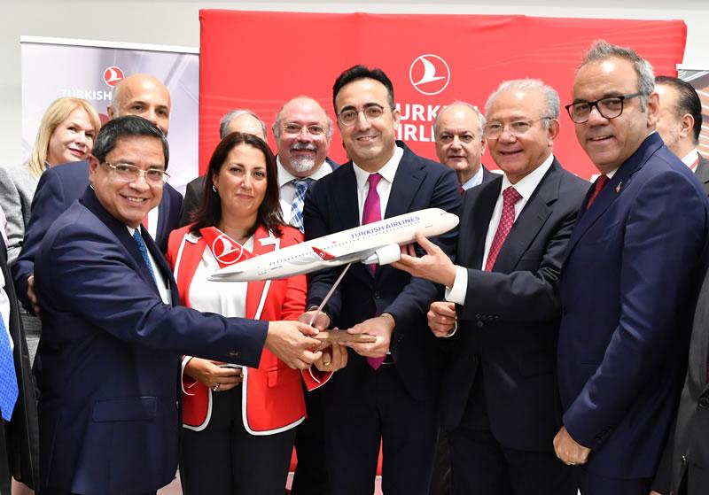 Авиакомпания Turkish Airlines добавила в свою сеть маршрутов два направления американского …