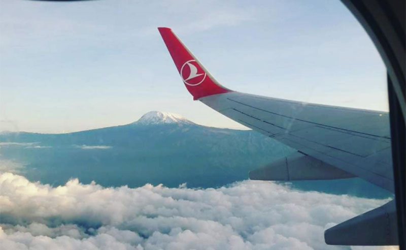 Turkish Airlines снимет проморолик о Киеве