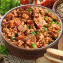 Сварить гречку рассыпчатой простой рецепт в кастрюле