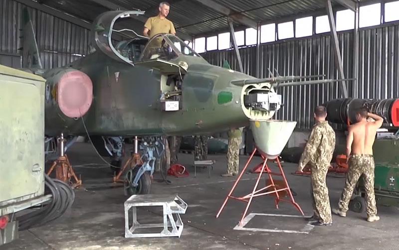 Николаевчане: 299 бригада тактической авиации