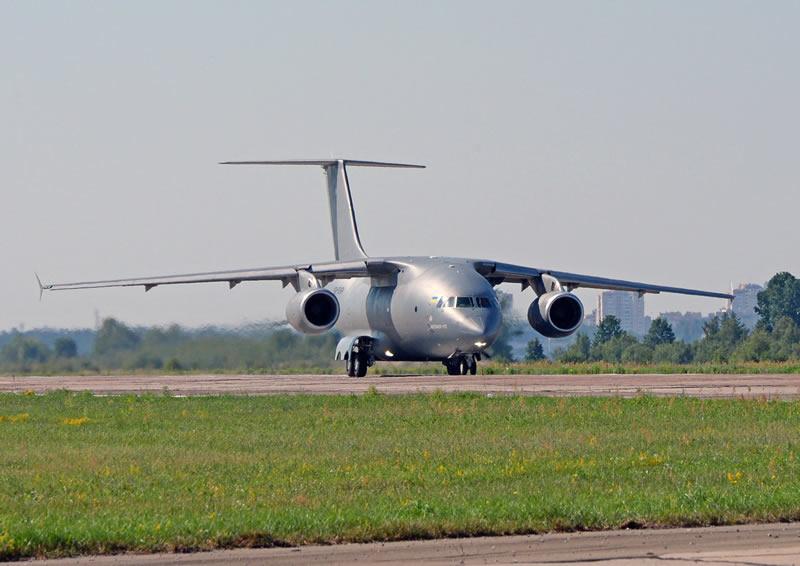 Украина предлагает Ан-178 ВВС Уругвая