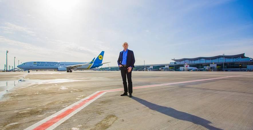 Новый президент МАУ Е. Дыхне: «Авиабизнес — самый сложный бизнес во всем мире»