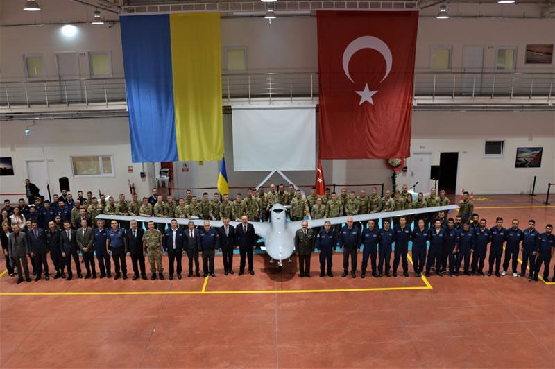 Украинские военнослужащие получили дипломы