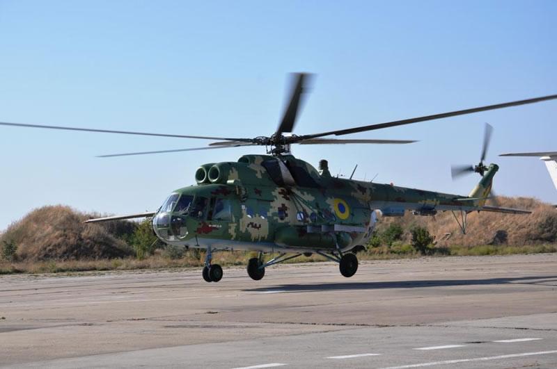 Авиаторы ВМС «обкатывают» модернизированный Ми-8МСБ-В