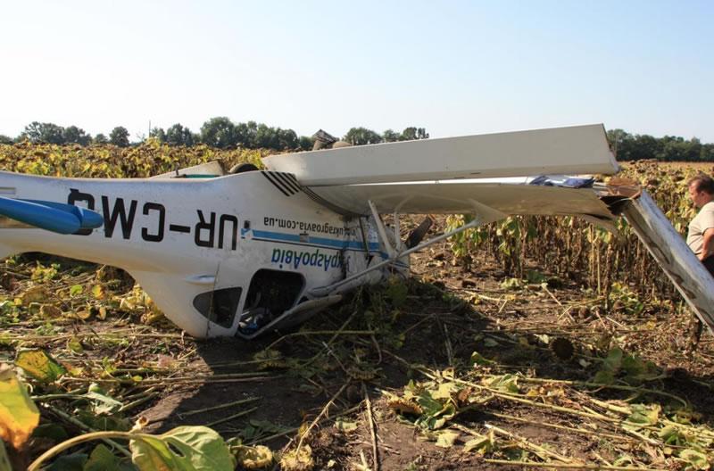 Завершено расследование аварии МВЕН-2
