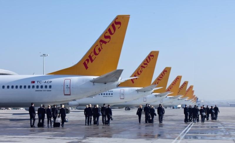 Pegasus Airlines не вернется в «Киев»
