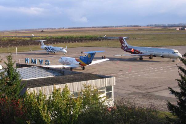 И.о.главы Сумской ОГА против финансирования аэропорта Сумы
