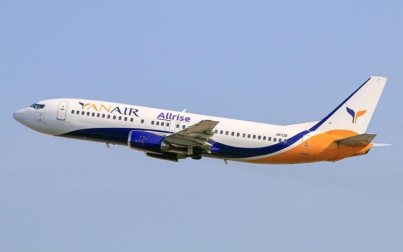 Завершено расследование серьезного инцидента с самолетом «ЯнЭйр»