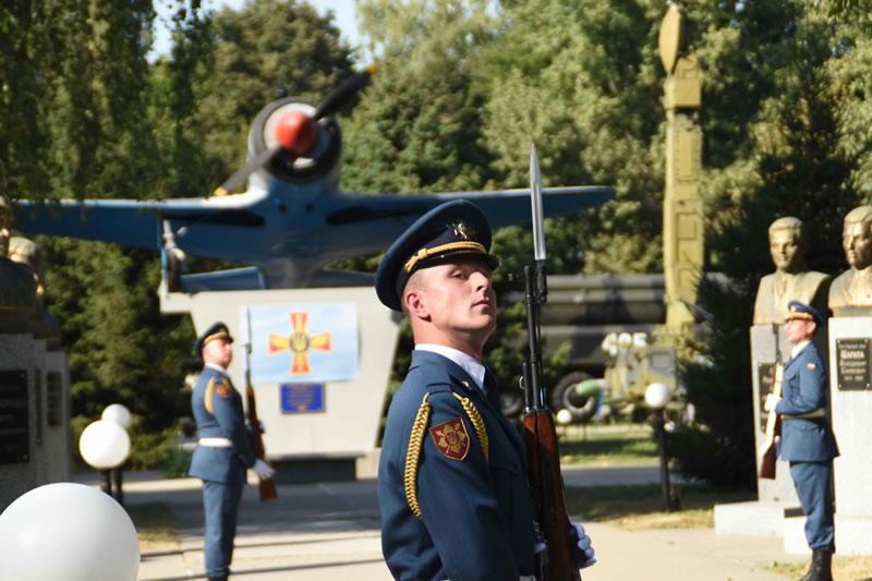 В Командовании Воздушных Сил отметили День авиации