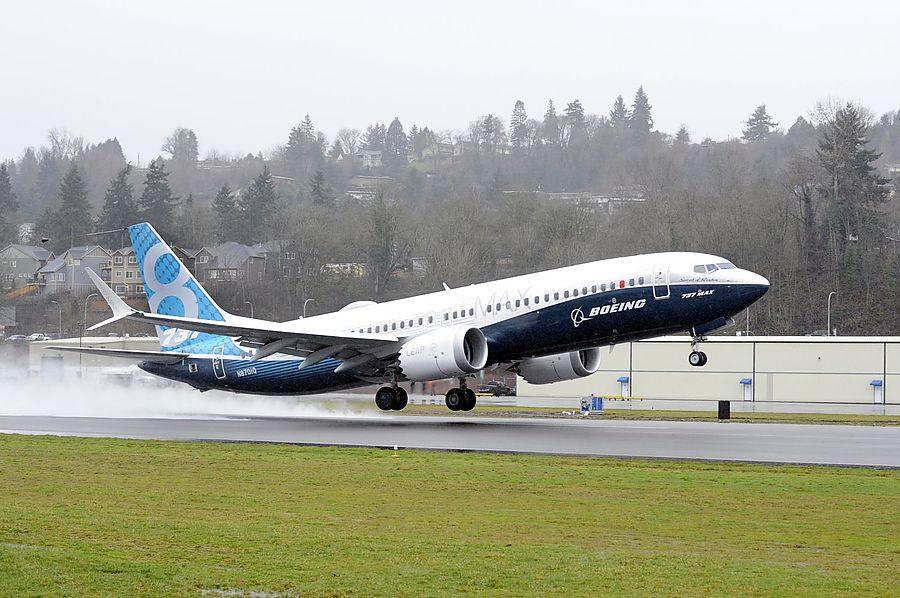 Boeing 737MAX начнет полеты не раньше января 2020