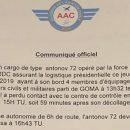 В ДР Конго разбился Ан-72 с россиянами на борту