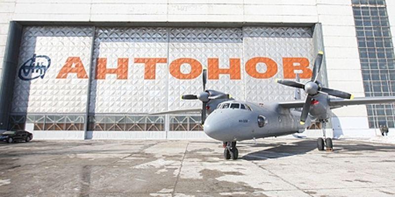 ГП «Антонов» готов присоединиться к расследованию аварийной посадки Ан-12