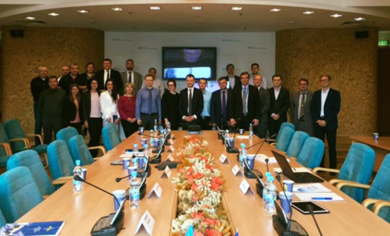 Эксперты ICAO проводят практические занятия для Госавиаслужбы