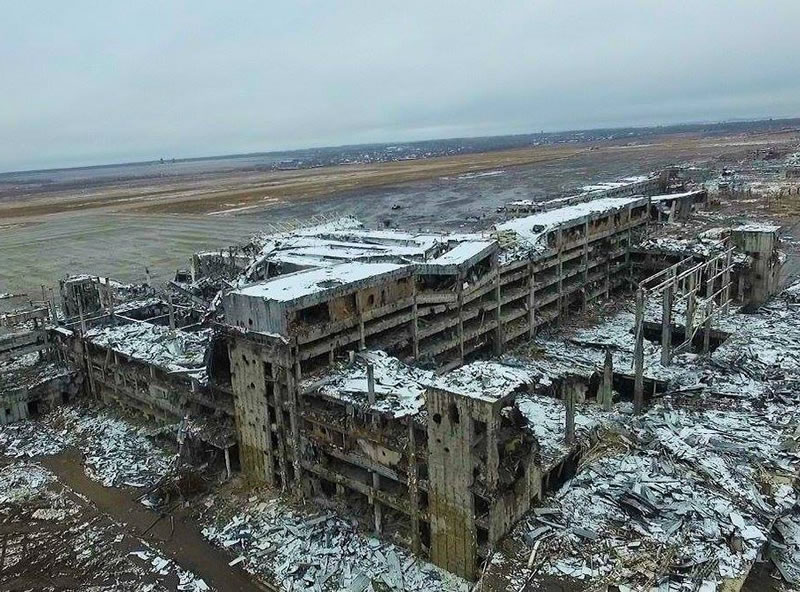 Ярославский решил восстановить Донецкий аэропорт