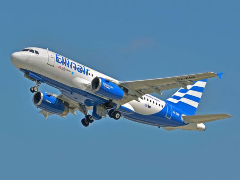 Из Харькова открывают авиарейсы на остров Крит