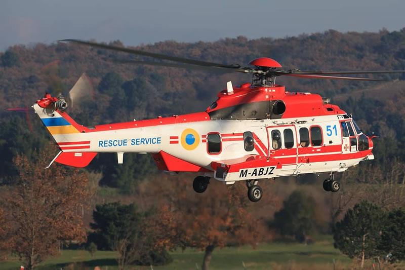 Морская поисково-спасательная служба планирует использовать вертолеты H225