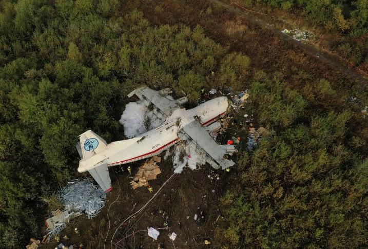 Госавиаслужба приостановила сертификат авиакомпании «Украина-Аэроальянс»
