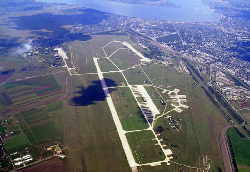 Архитекторы Николаева предложили перенести военный аэродром