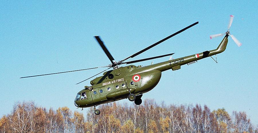 ВВС Индии признали, что сбили свой вертолет
