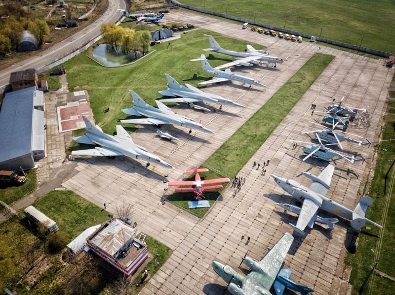 Государственный музей авиации им. Антонова отпраздновал День Рождения
