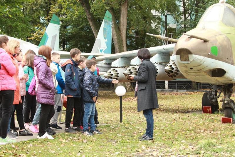 Фонд музея Воздушных Сил в Виннице — 1200 предметов