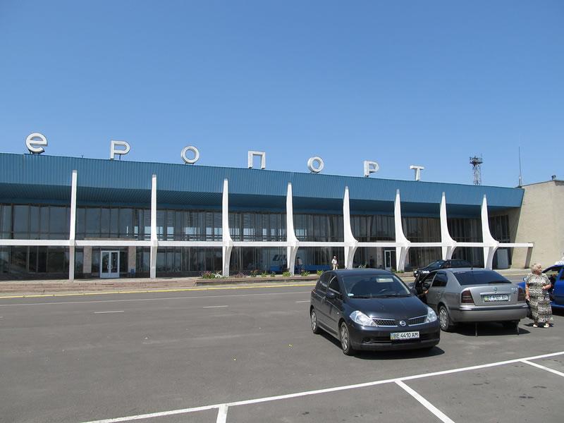 Барна рассказал Криклию о состоянии дел в аэропорту