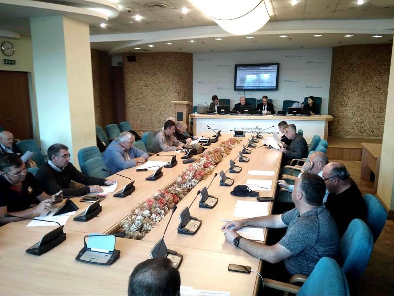 Состоялось очередное заседание Общественного совета при Госавиаслужбе Украины