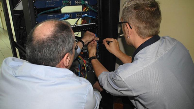 Эксперты НАТО по связи и информации в Виннице