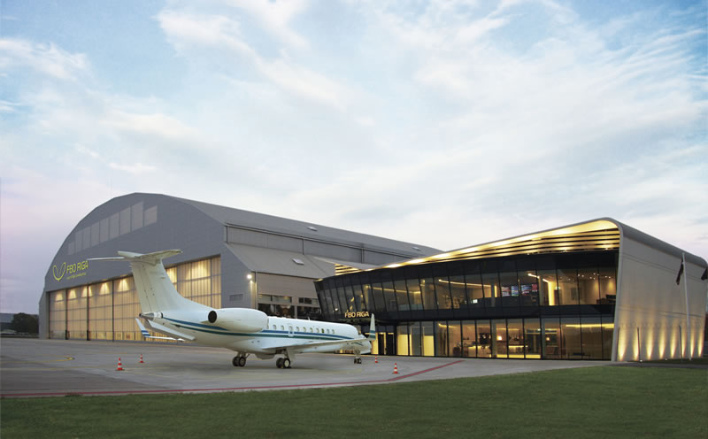 FBO RIGA обеспечит контроль авиационной безопасности в соответствии с новым исполнительным …
