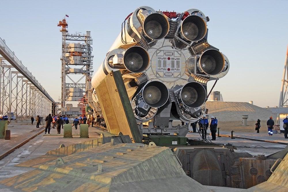 В Херсонской области построят космодром