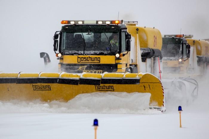 «Борисполь» готов к снегу