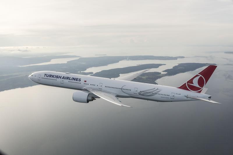 В сентябре 2019 года авиакомпания Turkish Airlines достигла коэффициента занятости пассажирских …