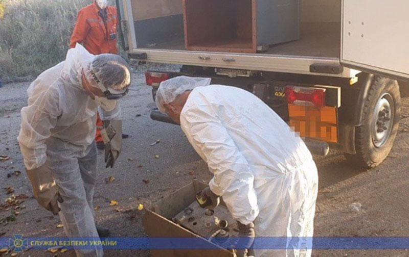 В Южном нашли оборудование с вертолетов, работавших в Чернобыле