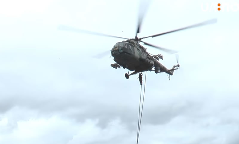 В Полтаве отметили День воинской части армейской авиации