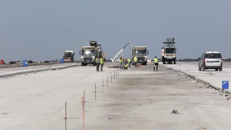 Восстановление работы запорожского аэропорта запланировано на 22 октября