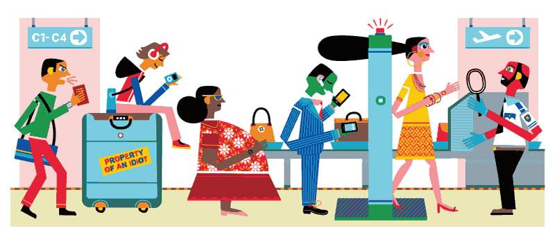 Сдать в багаж нельзя в салон: летим с бытовой техникой и гаджетами