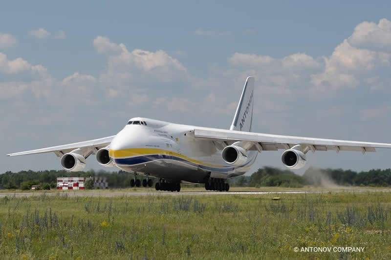 «Антонов» сообщил, что у Ан-124 в Бельгии повреждений не было