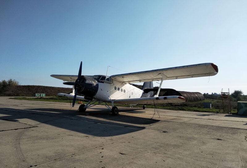 Меценат передал Ан-2 в 10 авиабригаду