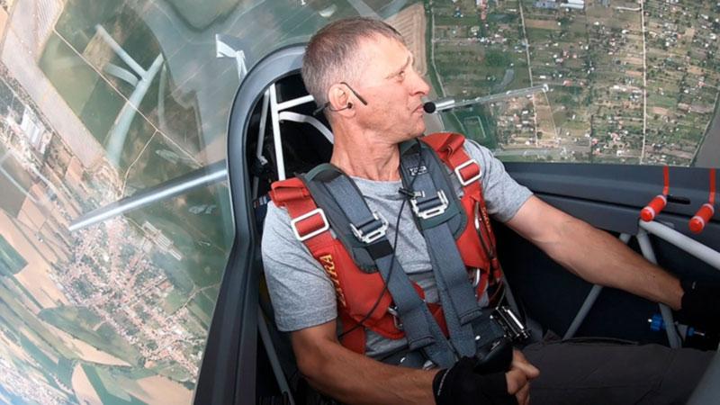 Хруст позвонков и чечетка на педалях. Как украинские летчики стали чемпионами мира по высшему …