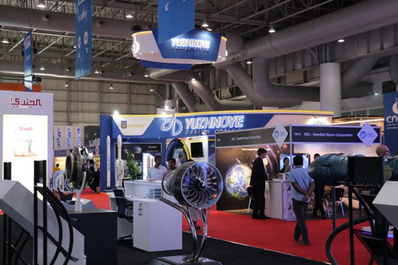 КБ Южное на Dubai Airshow 2019