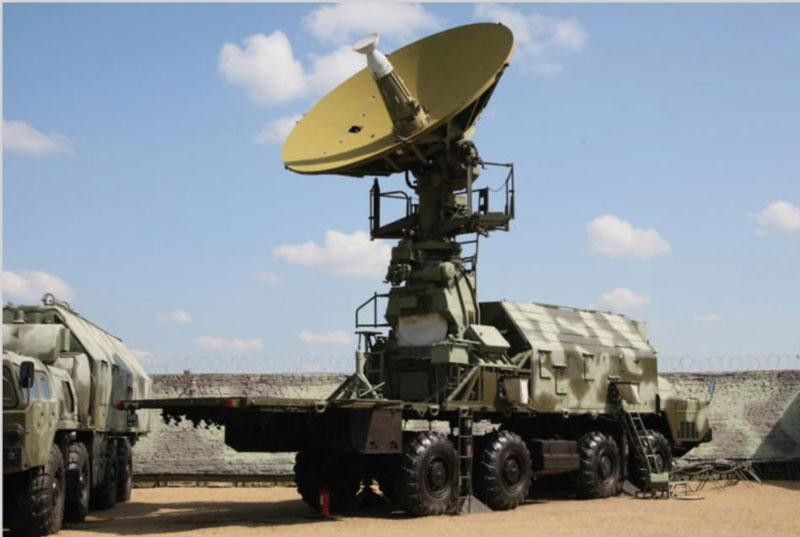 Украина модернизирует передвижную наземную станцию «Фазан»