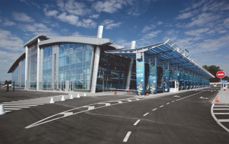 Аэропорт Киев опубликовал статистику за октябрь