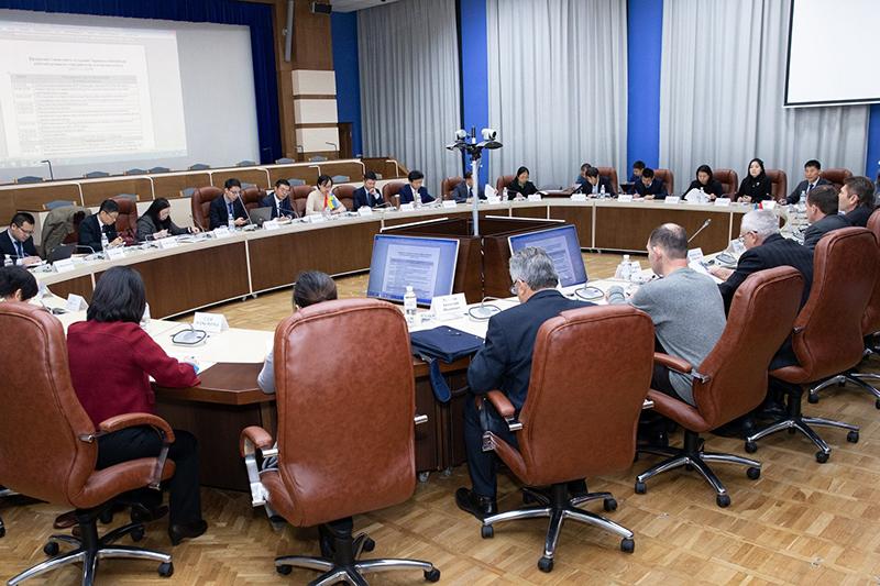 В КБ Южное проходит заседание по сотрудничеству в области космоса