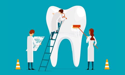 Металлокерамические коронки – простой и эффективный способ восстановления зубов
