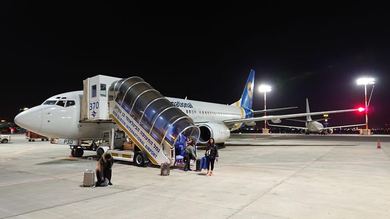 Пассажиропоток через украинские аэропорты в январе-сентябре вырос на 19%