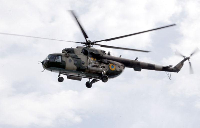 Воздушные Силы приобретут комплект бронеплит для Ми-8МТ