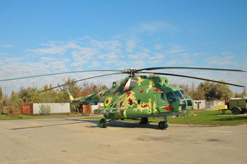 Морская авиация получила еще один Ми-8МСБ-В
